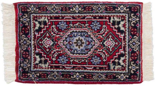 1x2 red oriental rug 047284