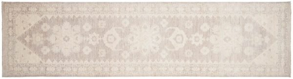 2x10 chobi grey oriental rug runner 047632