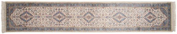 2x14 kashan ivory oriental rug runner 024044