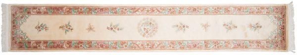 2x15 peking ivory oriental rug runner 018623