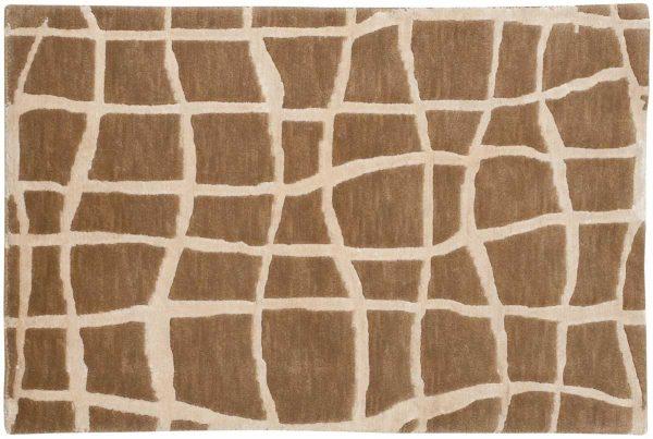 2x3 beige oriental rug 045143