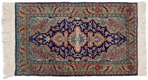 2x3 caesaria blue oriental rug 030019
