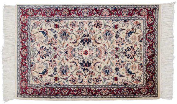 2x3 persian ivory oriental rug 025981