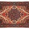 2x3 persian malayer beige oriental rug 014242