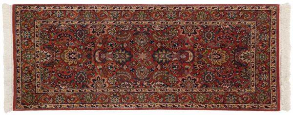 2x5 sarouk red oriental rug 044785