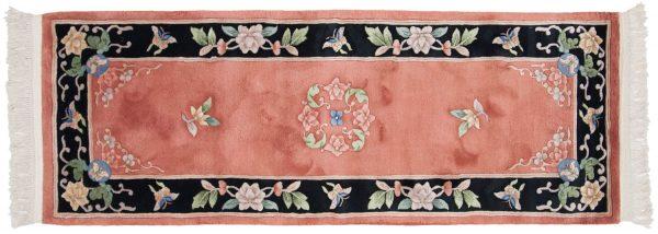 2x7 peking rust oriental rug runner 018869