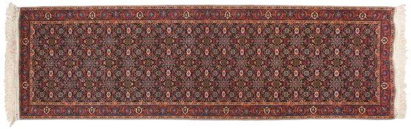 3x10 bulgarian blue oriental rug runner 017211