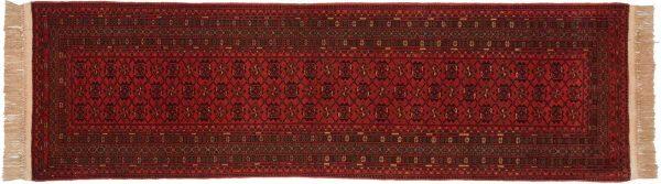 3x10 daulatabad red oriental rug runner 029813