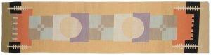 3×12 Nicholls Oriental Multi Color Kilim (Flatweave) Rug Runner
