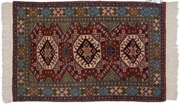 3x4 caesaria rust oriental rug 030016