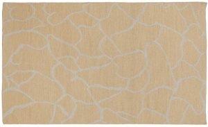 3×5 Soumak Oriental Yellow Soumak Weave Rug