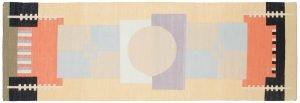 3×9 Nicholls Oriental Multi Color Kilim (Flatweave) Rug Runner
