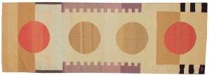 4×12 Nicholls Oriental Multi Color Kilim (Flatweave) Rug Runner