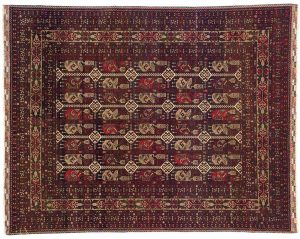 5×6 Yousafee Oriental Red Hand-Knotted Rug