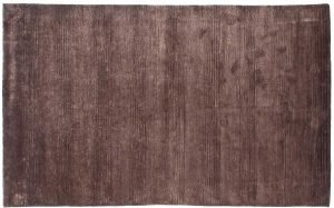 5×8 Nepal Oriental Brown Hand-Knotted Rug