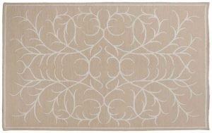 5×8 Soumak Oriental Beige Soumak Weave Rug