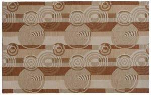 5×8 Soumak Oriental Multi Color Soumak Weave Rug