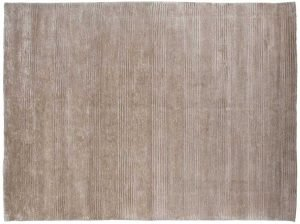 6×8 Nepal Oriental Brown Hand-Knotted Rug