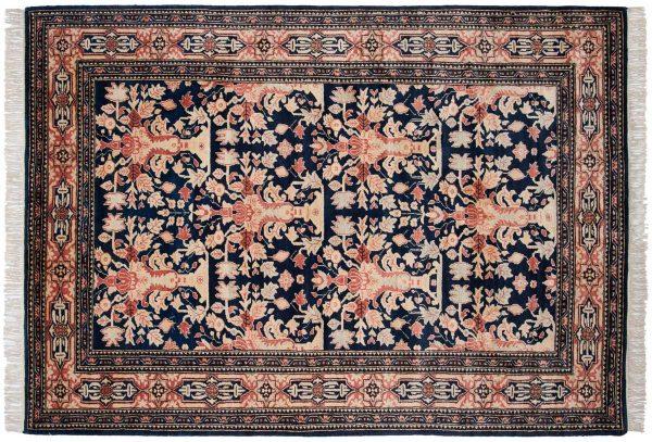 6x9 feraghan blue oriental rug 025951