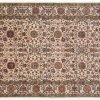 6x9 sultanabad beige oriental rug 032177