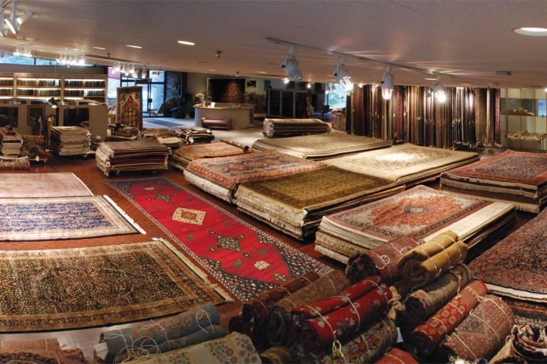 rug showroom